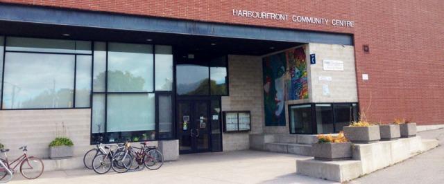 HCC Entrance