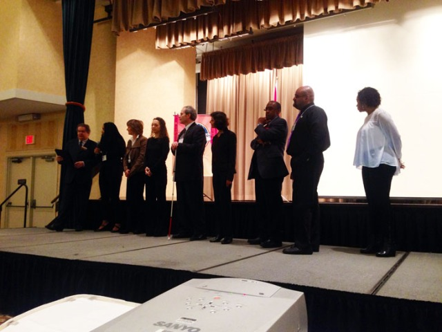 Table Topics Participants
